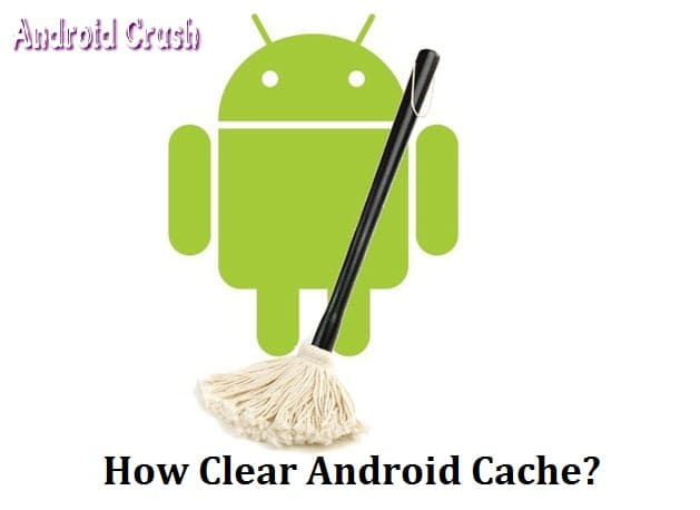 Clear Android cache 2015