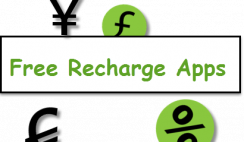 Free recharge apps for android