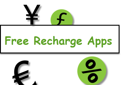 Free Recharge Apps For Android 2016 - Best Talktime Apps