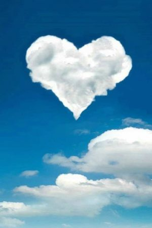 Heart Cloud Image