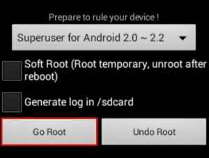 Universal Androot