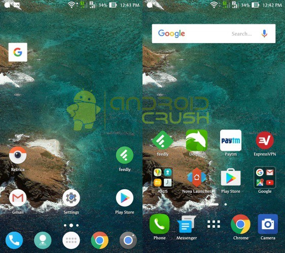 before-after-pixel-launcher
