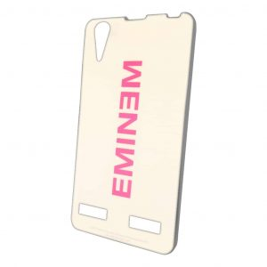 White Eminem UMG Mobile Case for Lenovo A6000