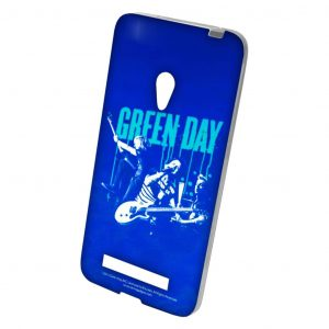 Green Day Dark Blue mobile case for Asus Zenfone 5
