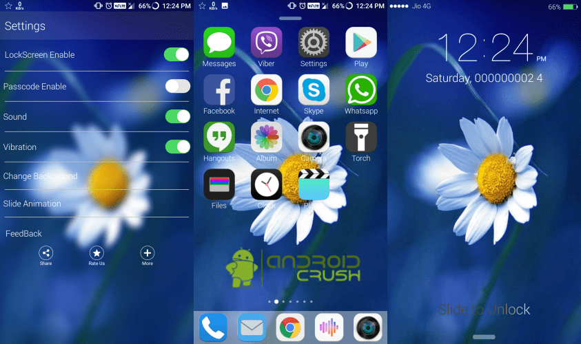 iPhone Launcher For Android 2019 (iOS Launchers) | Android Crush