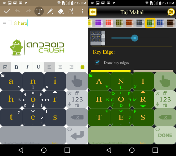 15 Best Keyboard Apps For Android 2019 | Android Crush