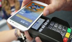 Samsung Pay at a POS