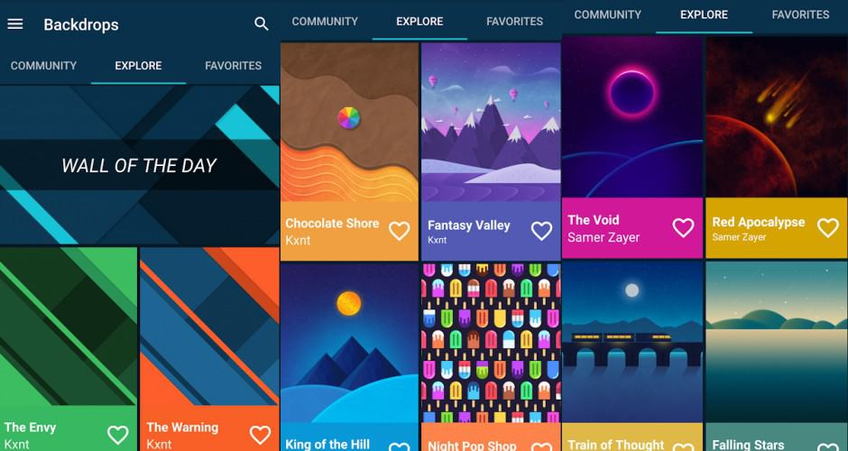 Best Wallpaper Apps For Android 2018