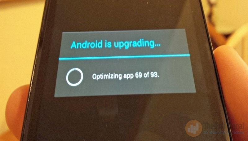 Make Android faster 2015