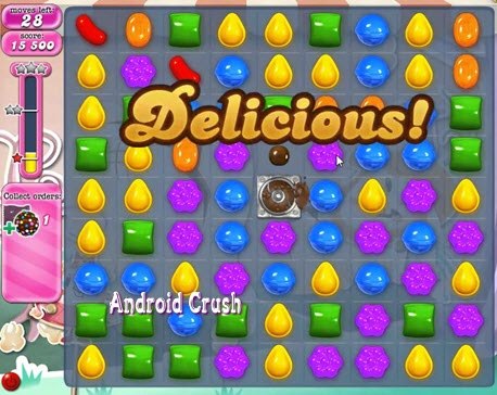 Candy Crush Android Game