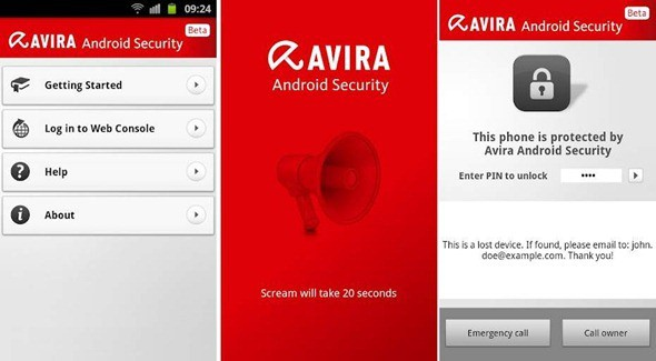 Avira Mobile Antivirus