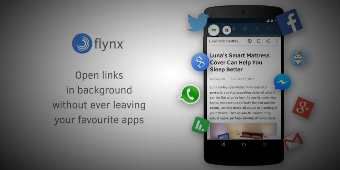 Flynx internet browser