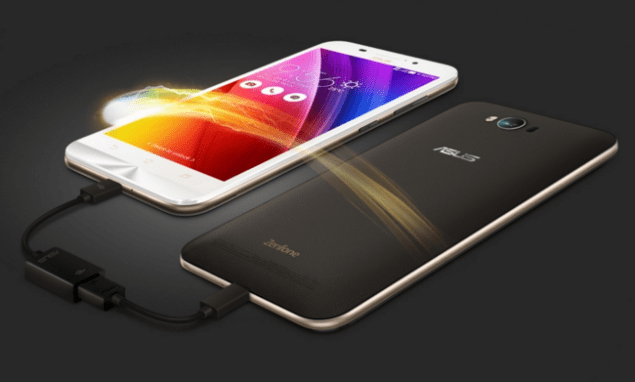 Asus Zenfone as Powerbank