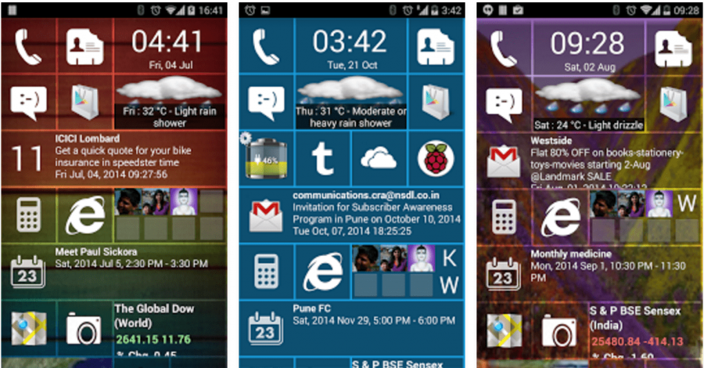 Home 8+ Launcher
