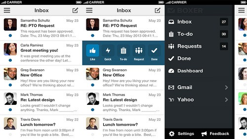 Boxer Email Client