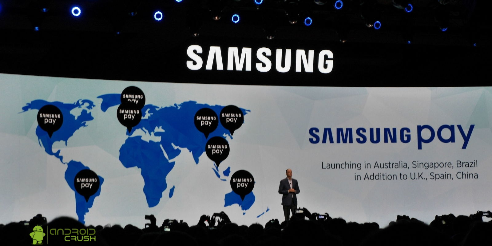 Samsung Pay Will Come to Spain in 2016